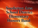 Souderton Area School District Elementary Honors Band 3/29/14