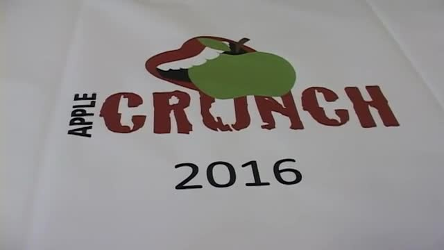 Apple Crunch Day at Franconia Elementary