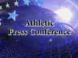 High School Athletic Press Conference