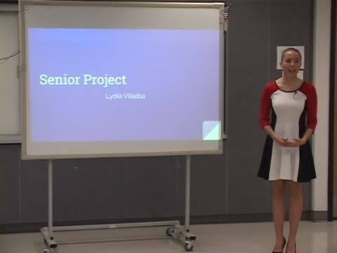 Sample 8: Senior Project Class of 2015 and Beyond