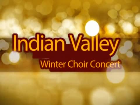 Indian Valley 6th Gr. Winter Choral Concert 12/2/15
