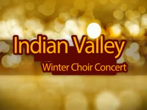Indian Valley 6th Gr. Winter Choral Concert 12/3/14