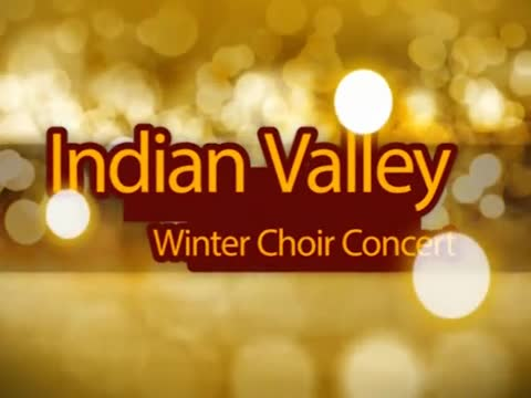 Indian Valley 7th and 8th Gr Winter Choral Concert 12/7/15