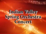 Indian Valley Spring Orchestra Concert 5/13/13
