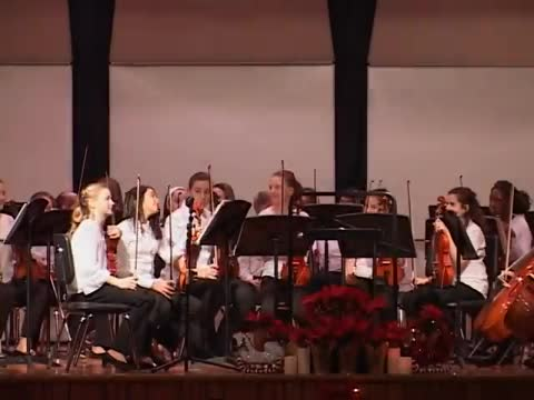 Indian Valley Winter Orchestra 12/16/15