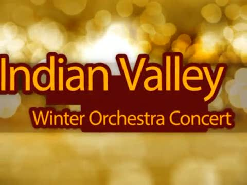 Indian Valley Winter Orchestra Concert 12/17/14