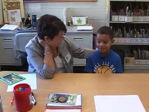 Reading Recovery Training Video 9/30/15
