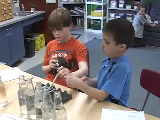 Salford Hills Students Learn About Sound Challenges